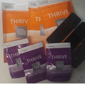 Thrive 3 day Mini Experience Samples